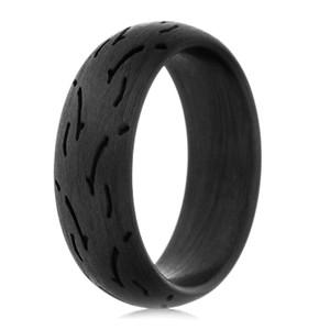 Carbon Fiber Knee Dragger Tread Ring