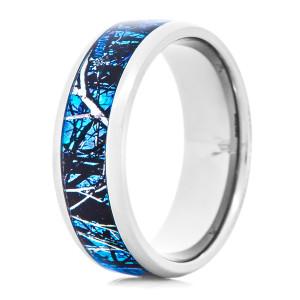 Men's Moonshine Undertow Camo Ring