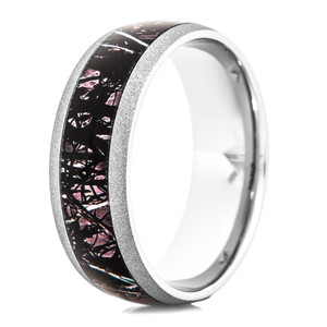 Harvest Moon by Moonshine Camo Wedding Ring