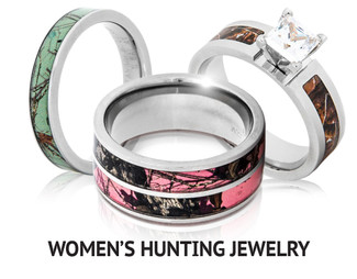 Outdoor Camo Rings Mens Camo Wedding Bands TitaniumBuzz