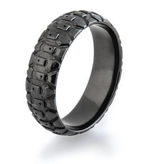 Titanium Mud Tire Rings