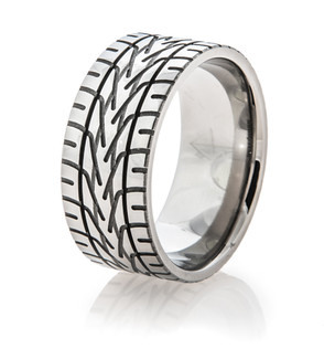 bike tire titanium motocross by dirt shop buzz wedding rings type