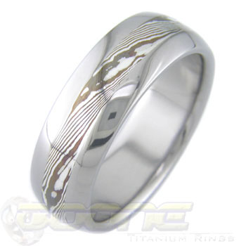 rings mokume wedding photos gold workshop make your gane ring woodgrain tri own