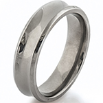Example of a Concave Profile Ring