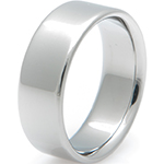 Example of a Flat Profile Ring
