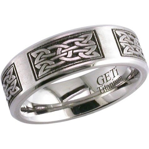 shop fountain d ring celtic jewelry o rings type knot sm braided