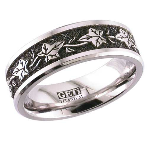 leaf thin design bands white diamond gold designs mark michael rings motif wedding ring