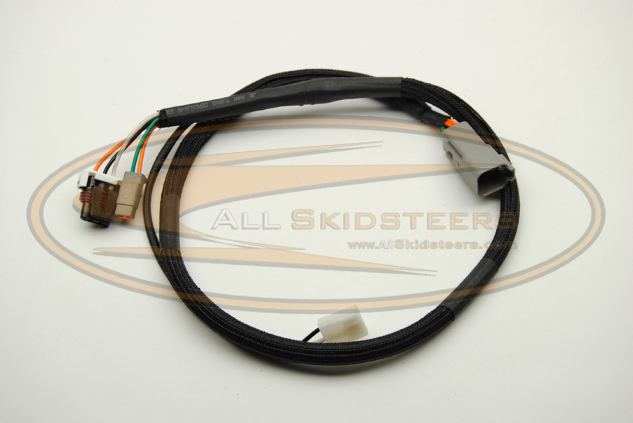 Wiper Wiring Harness for Bobcat® Skid Steers   Replaces OEM ... on bobcat a220, bobcat s70, bobcat joystick controls, bobcat equipment, bobcat 863 specifications and history, bobcat b300, bobcat grading, bobcat wheel loader, bobcat m600,