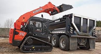 Kubota® Skid Steer Specifications