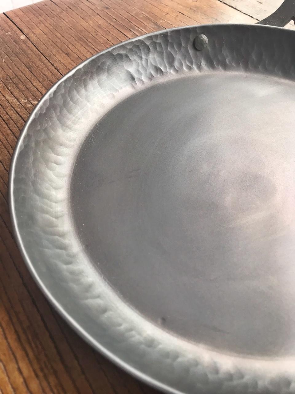 Forged Carbon Steel Sauté Pan
