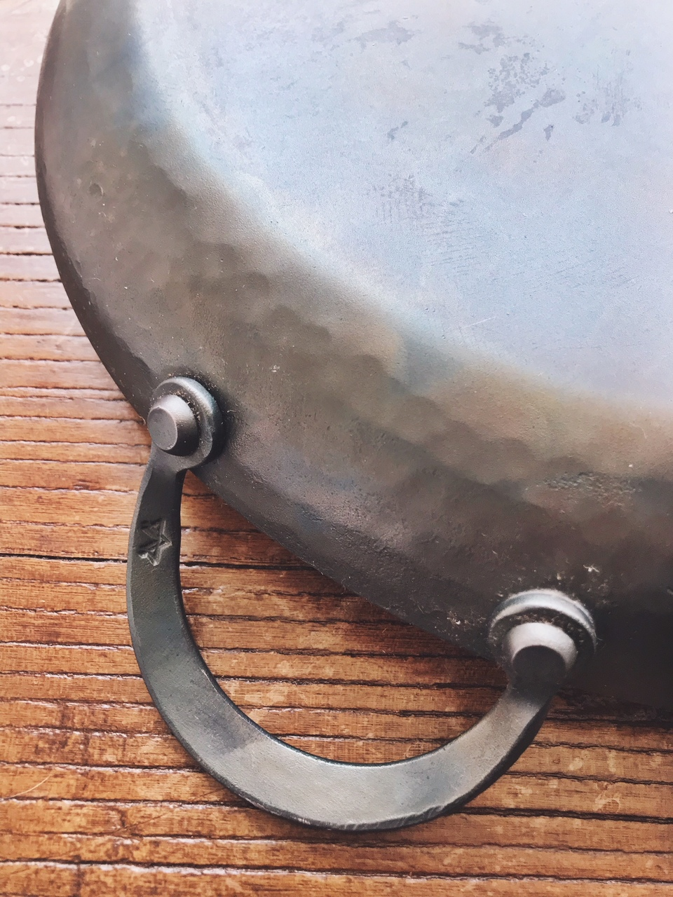 Forged Carbon Steel Roaster