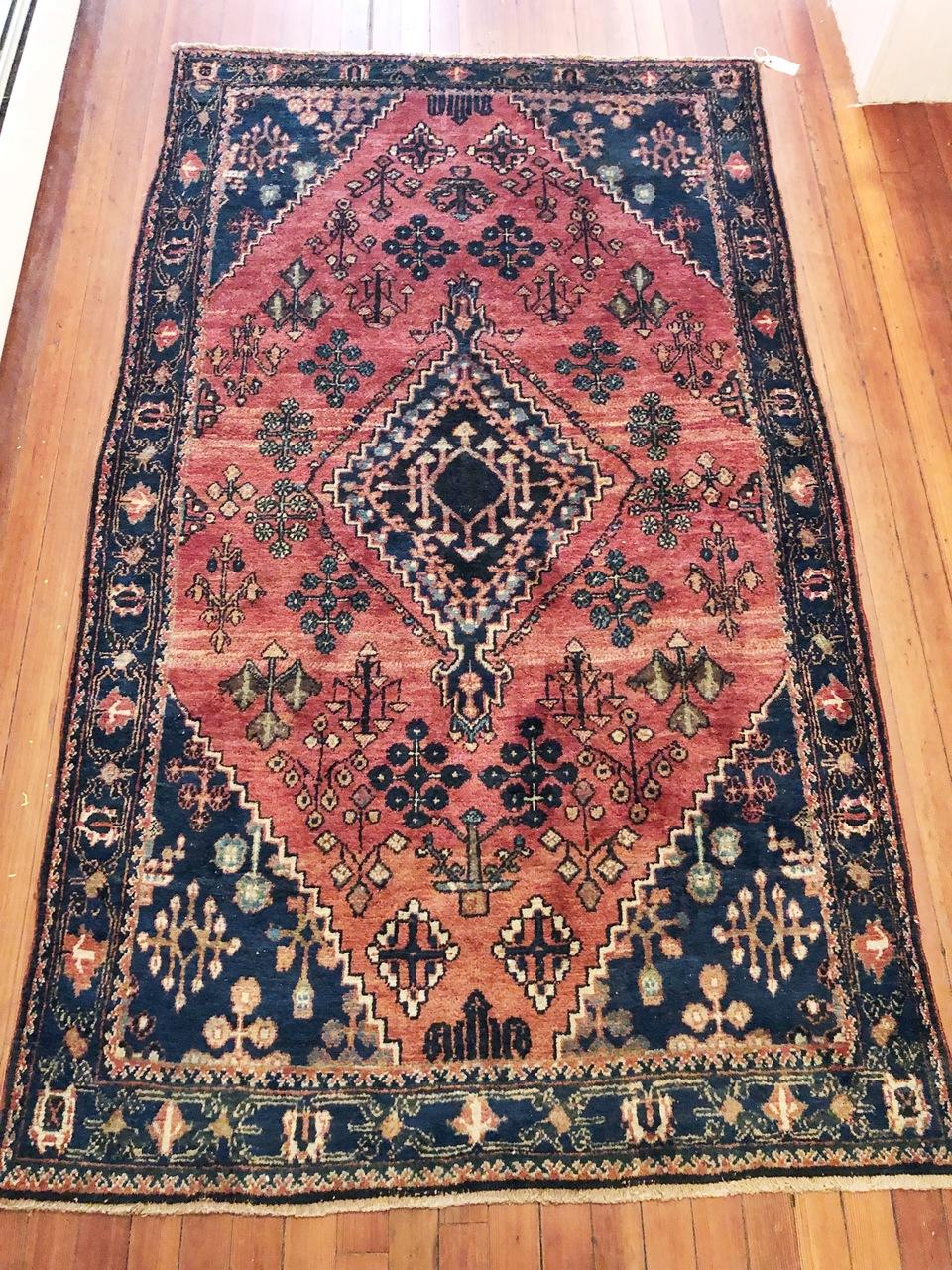 Antique Persian Rug No. 4
