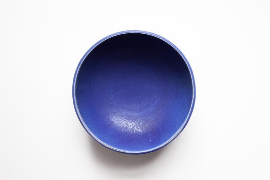 Lapis Tall Bowl