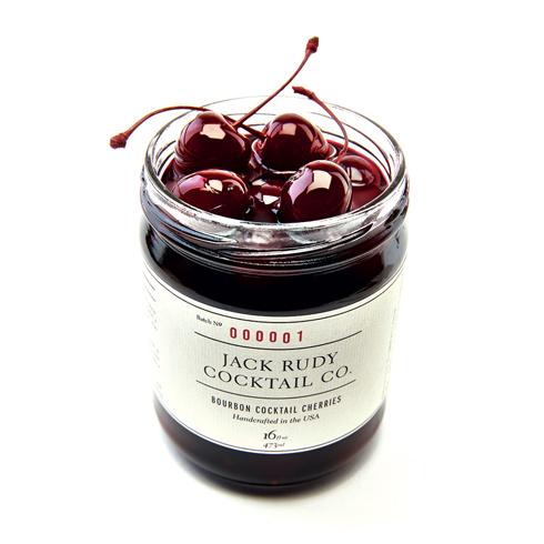 Bourbon Cocktail Cherries