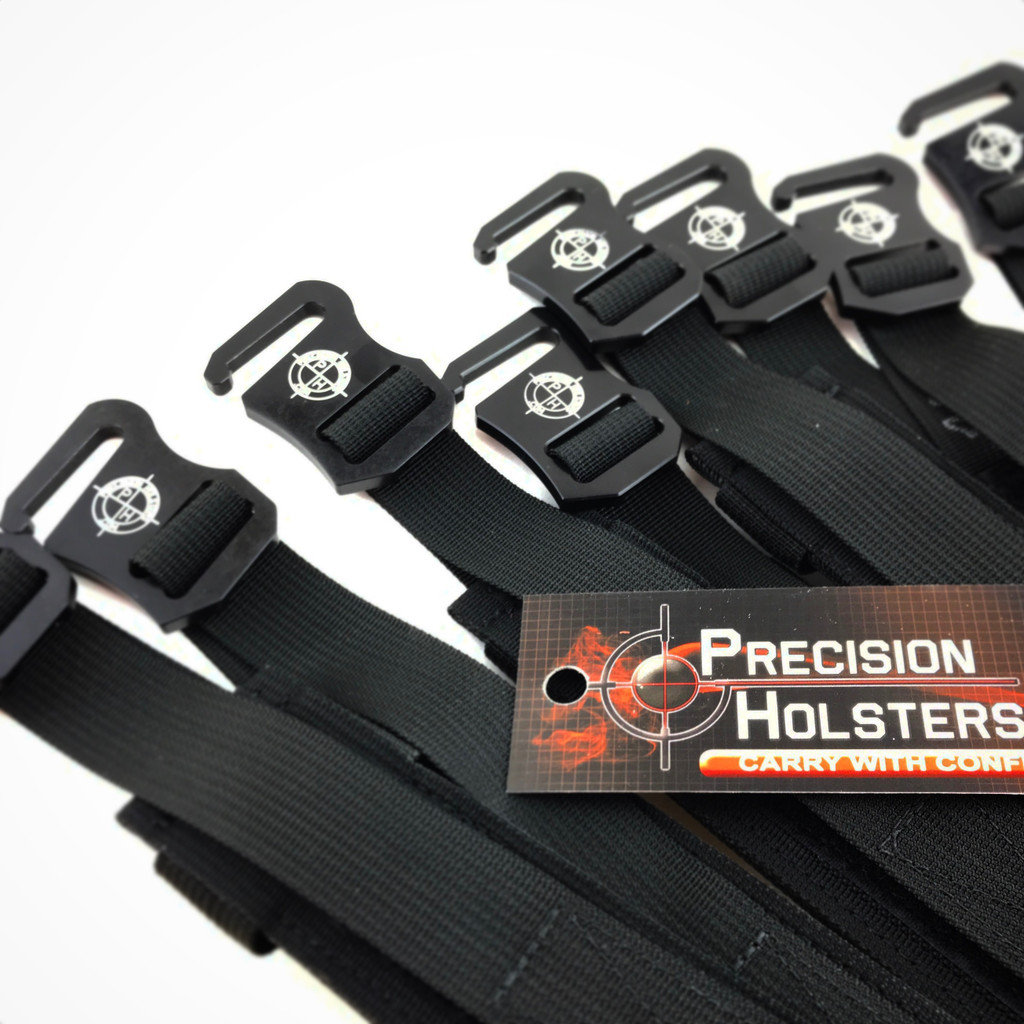 Everyone Loves the Precision Tactical Conceal Carry Nylon Belt