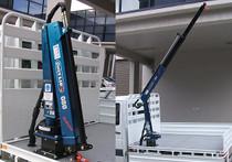 700kg Hydraulic Crane Quicklift 080