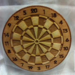 Dart Board Game