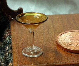 Martini Glass II