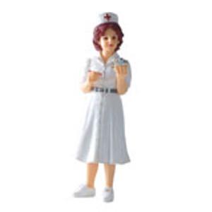 Nurse Amanda Doll
