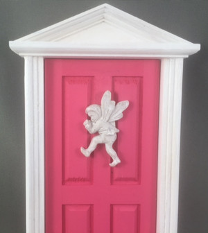 Resin Fairy Door Decoration #1