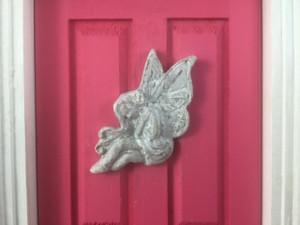 Resin Fairy Door Decoration #4
