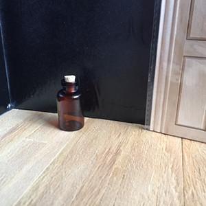 Brown Glass Jug
