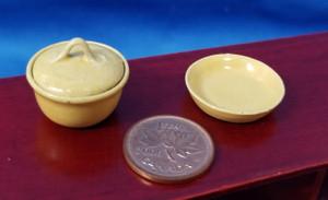 Ceramic Cookware Set by Sam Dunlap