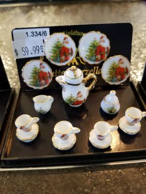 Reutter Porzellan Christmas Coffee Set