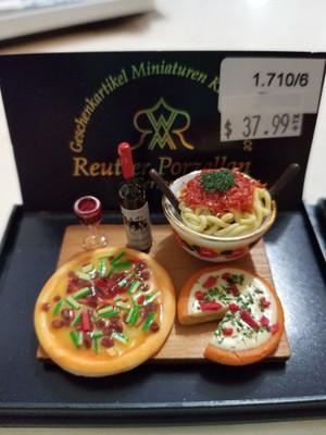 Reutter Porzellan - Pizza, Pasta & Wine Set
