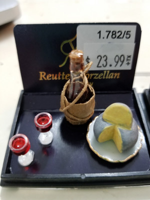 Reutter Porzellan - Wine & Cheese