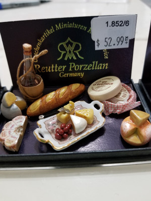 Reutter Porzellan - Deluxe Wine & Cheese Set