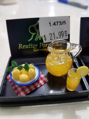 Reutter Porzellan - Lemonade Set