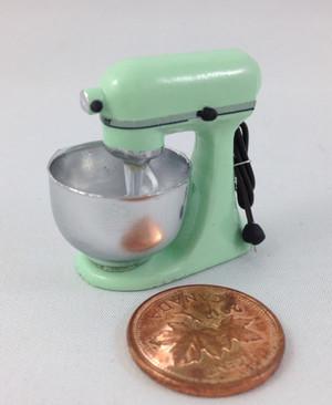 Light Green Electric Mixer