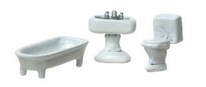 1/144 Bathroom Set