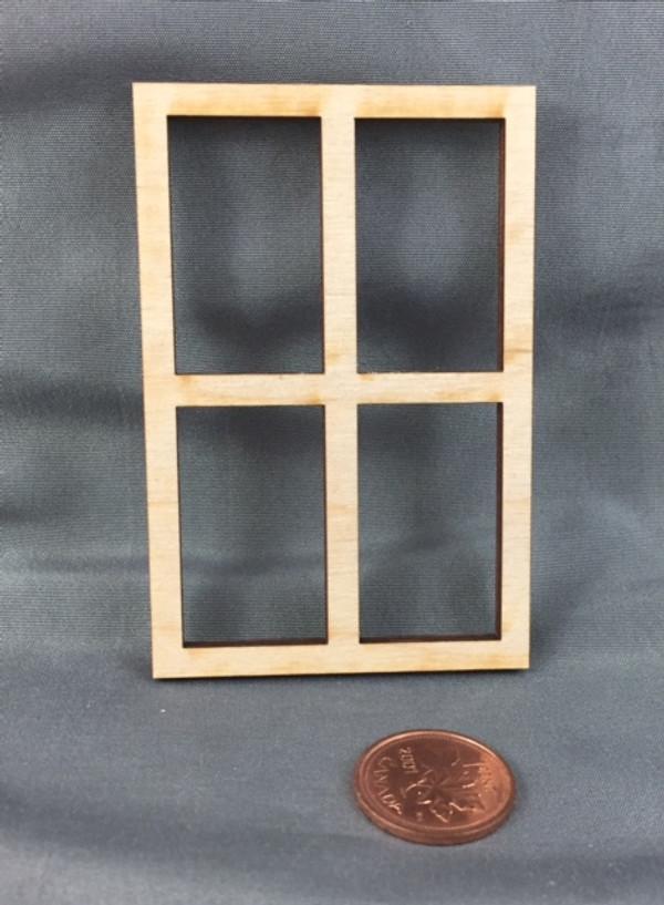 "4 Lite Window - 2""x3"""
