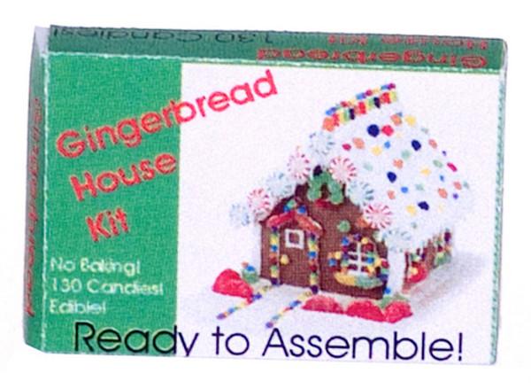 Gingerbread House Box