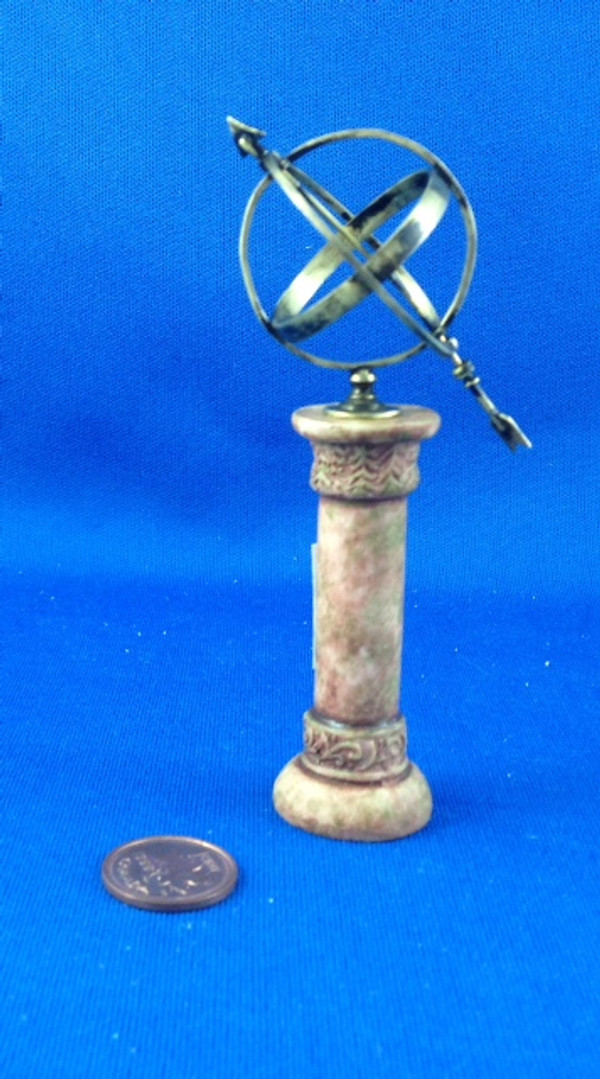 Equitorial Sundial - discontinued