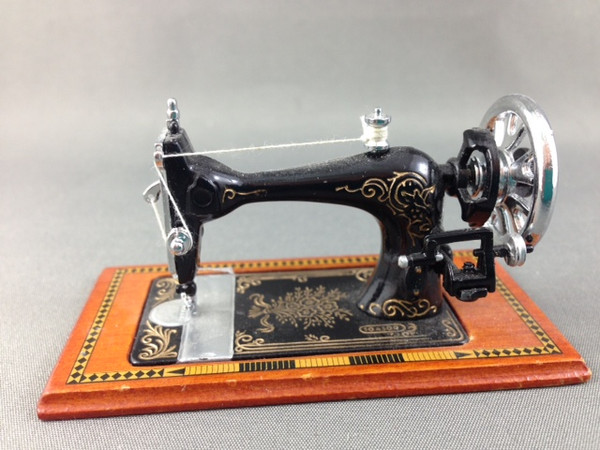 Heidi Ott Sewing Machine