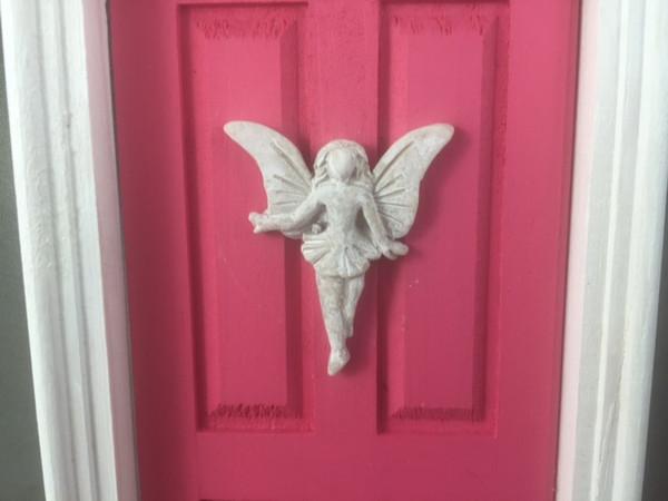 Resin Fairy Door Decoration #2