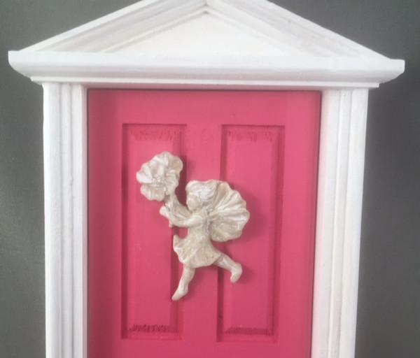 Resin Fairy Door Decoration #3