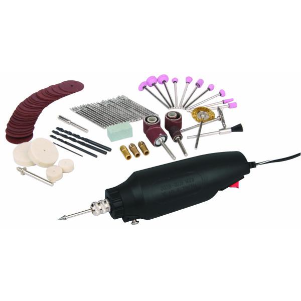 80 Pc. Rotary Tool Kit