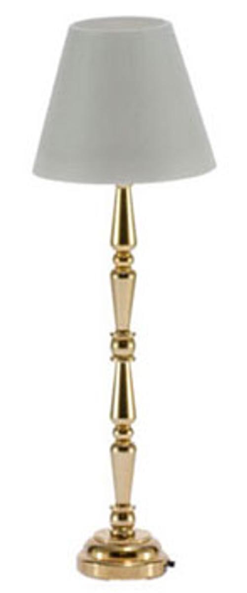 Battery Powered LED Floor Lamp