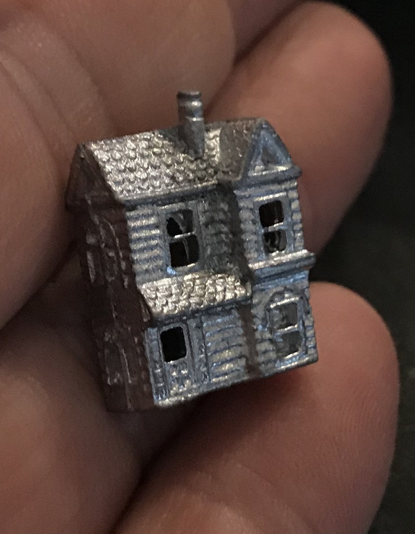 Tiny Metal House