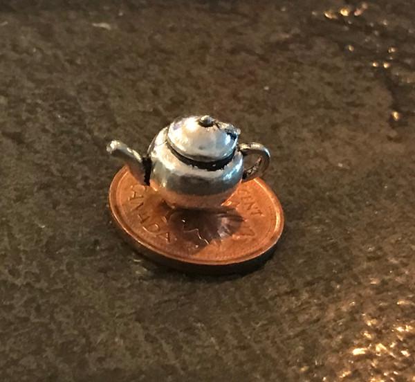 1/12 Scale Toy Tea Pot