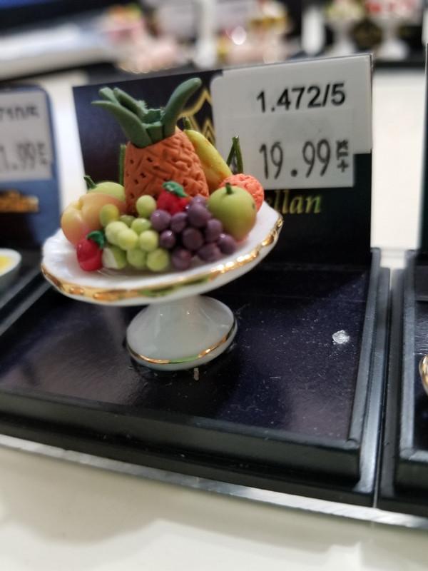 Reutter Porzellan - Fruit on Stand
