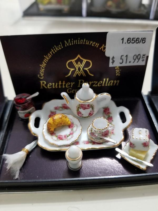 Reutter Porzellan - Deluxe Breakfast Tray Set