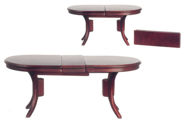 JBM Mahogany Scottish Dining Table