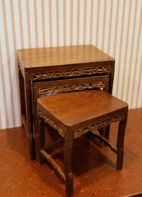 JBM Nesting Tables