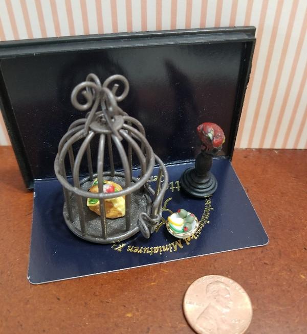 Reutter Porzellan - Birds and Cage Set