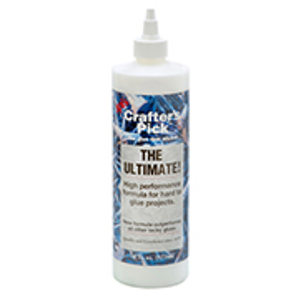 The Ultimate Glue - 16 oz. bottle